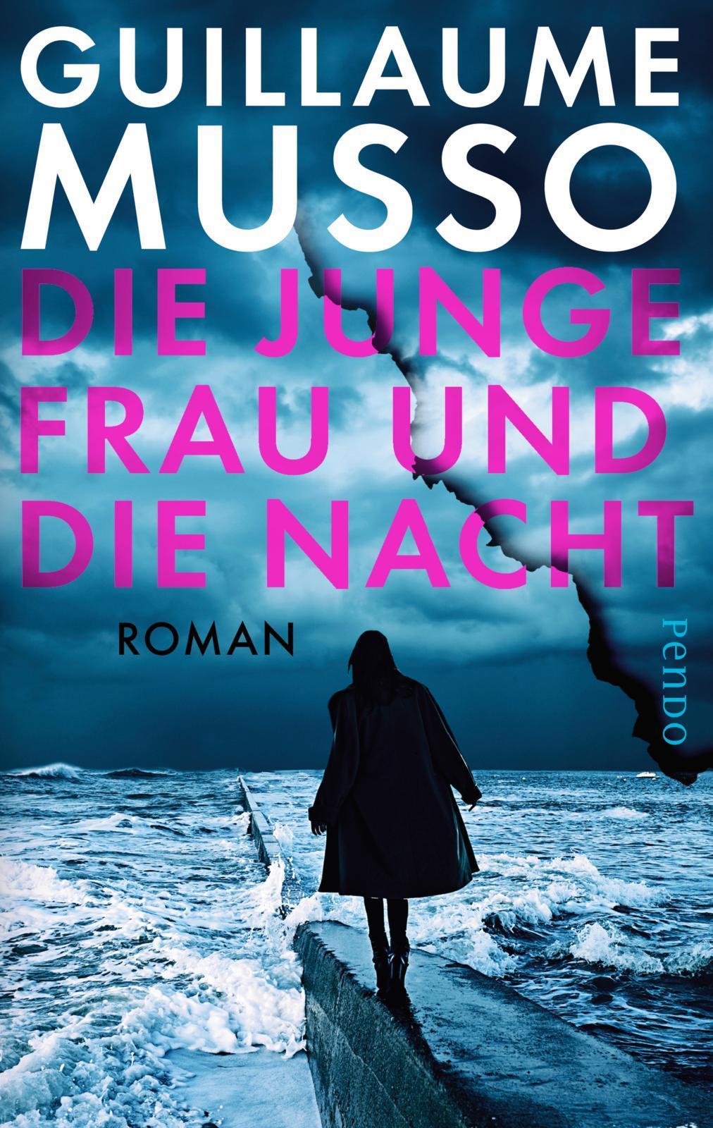 Guillaume Musso: Die junge Frau und die Nacht. Copyright: beim Verlag.