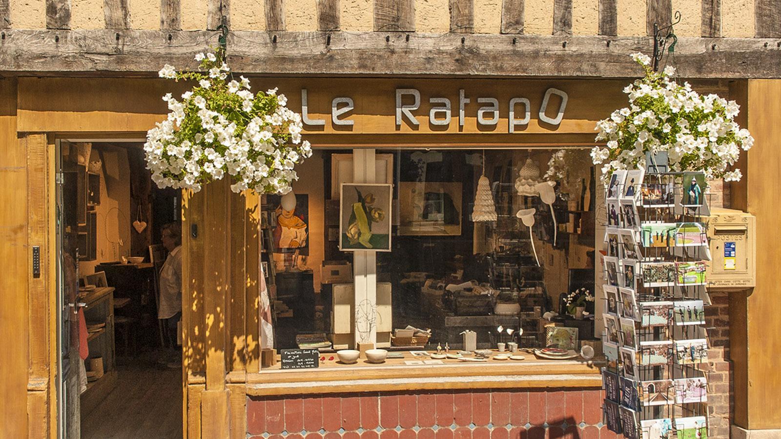 Les Andelys: Ratapo. Foto: Hilke Maunder