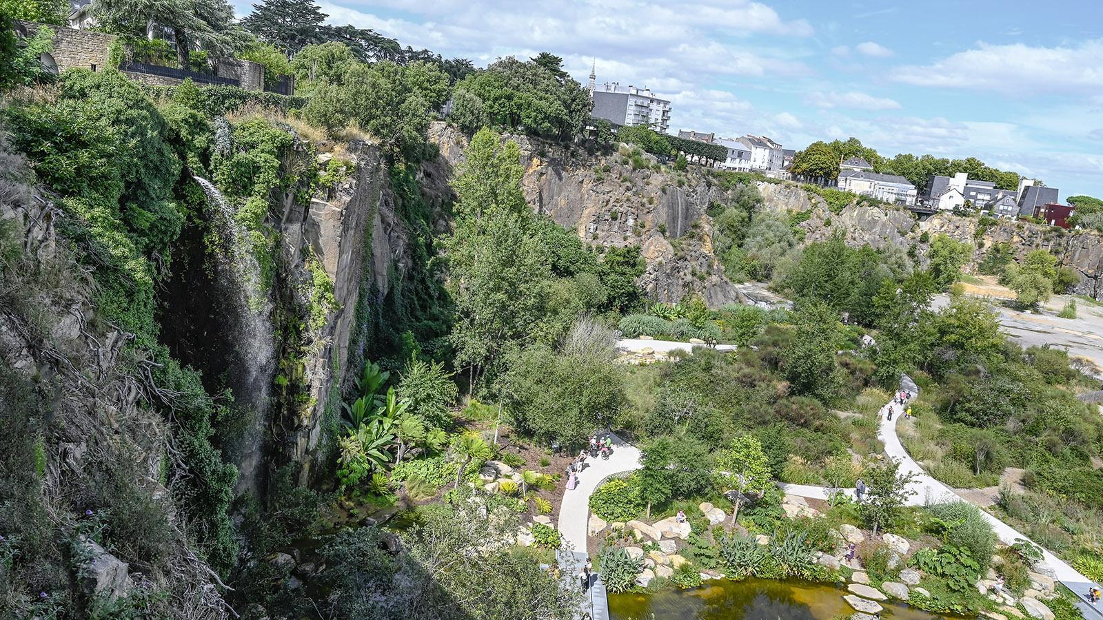 Nantes: Le Parc Extraordinaire. Foto: Hilke Maunder