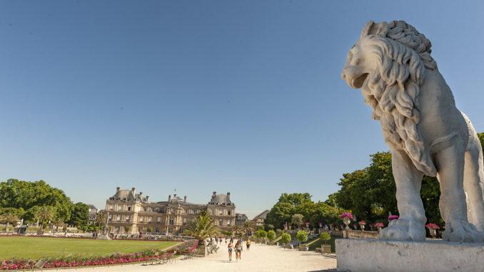 Lieblings-Park: Jardin du Luxembourg - Mein Frankreich