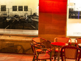 Kaffeekultur trifft Lebensart: Saint-Germain-des-Prés. Foto: Hilke Mauder