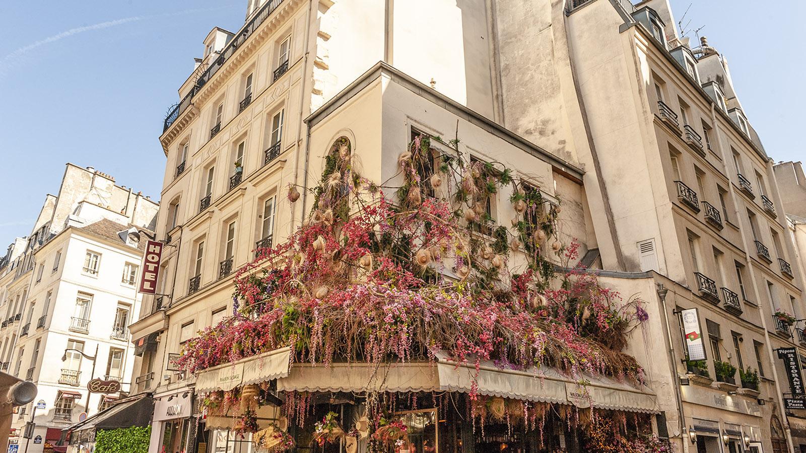 Saint-Germain-des_Prés_ Café. Foto: Hilke Maunder
