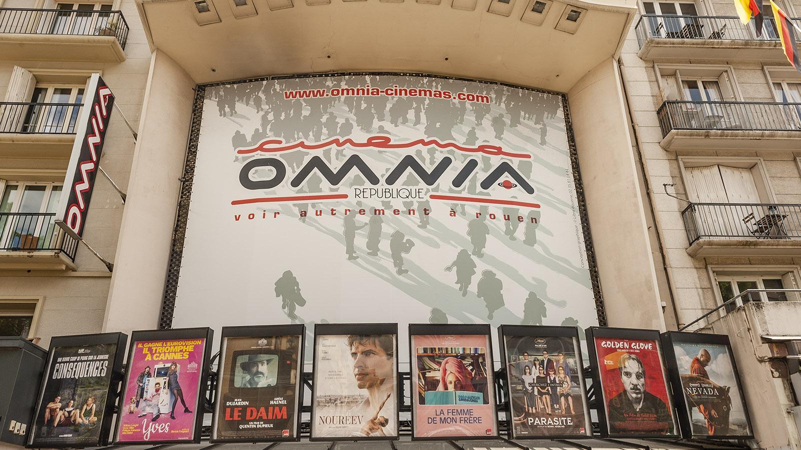 Rouen: Omnia-Kino