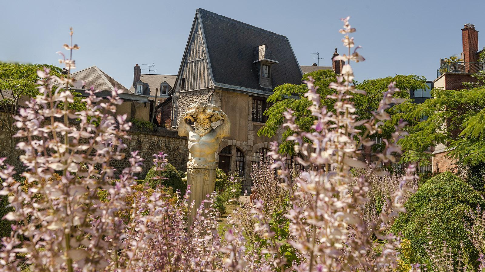 Rouen: Musée de la Céramique. Foto: Hilke Maunder