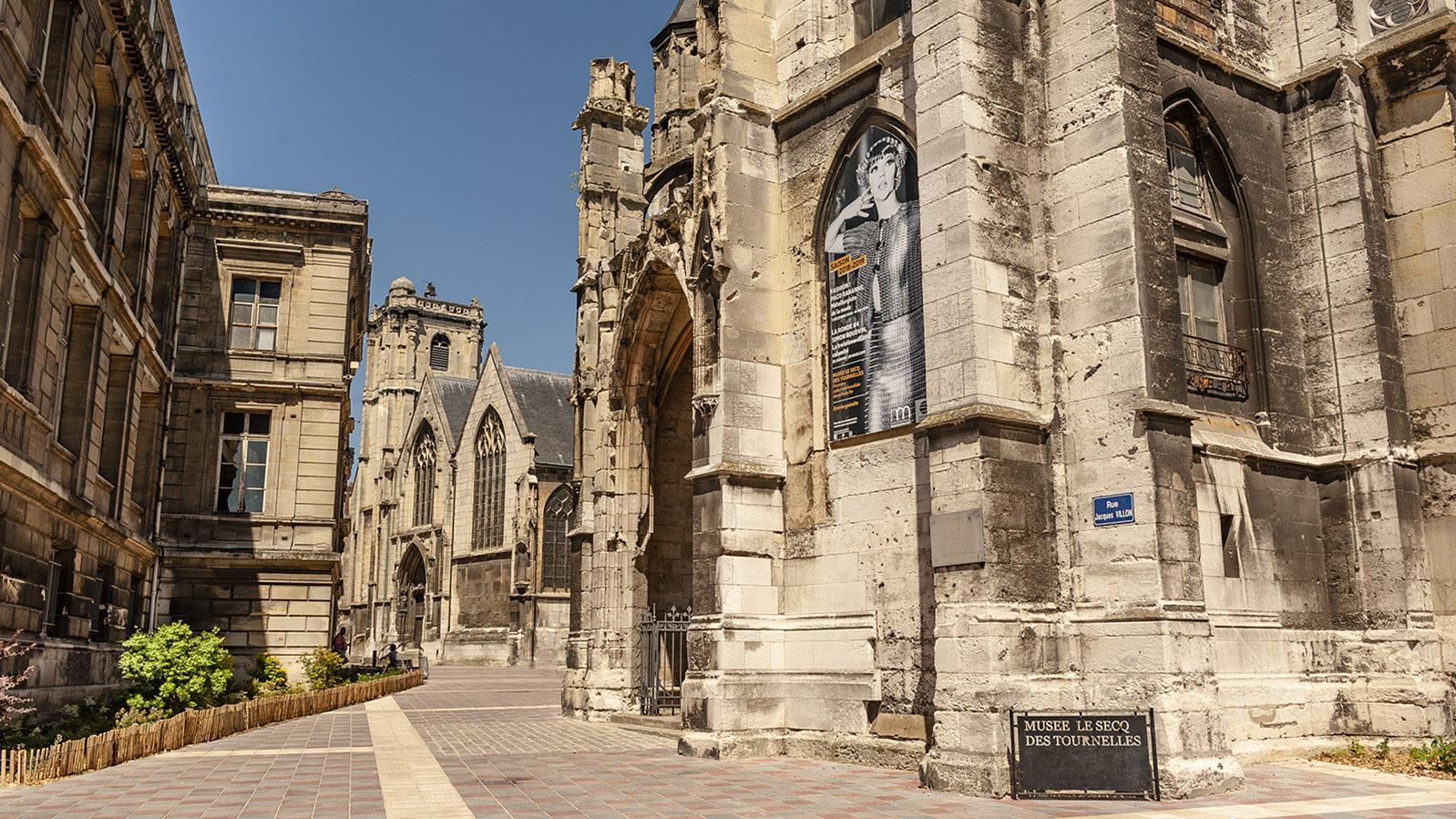 Rouen: das Musee Secq des Tournelles. Foto: Hilke Maunder