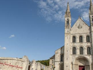 St-Martin-de-Boscherville: Klostergarten. Foto: Hilke Maunder