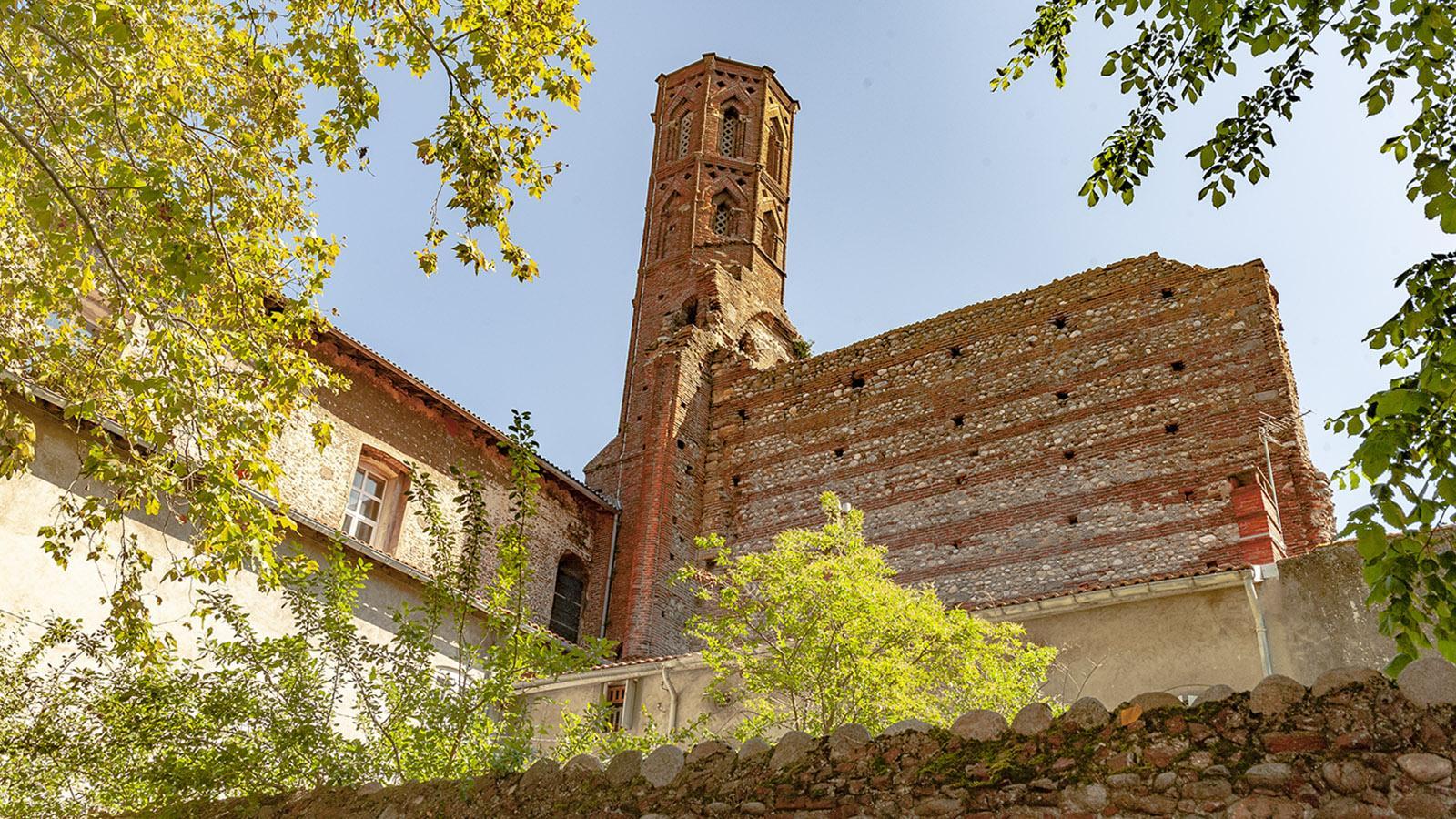 Pamiers: Notre Dame de Pamiers . Foto: Hilke Maunder