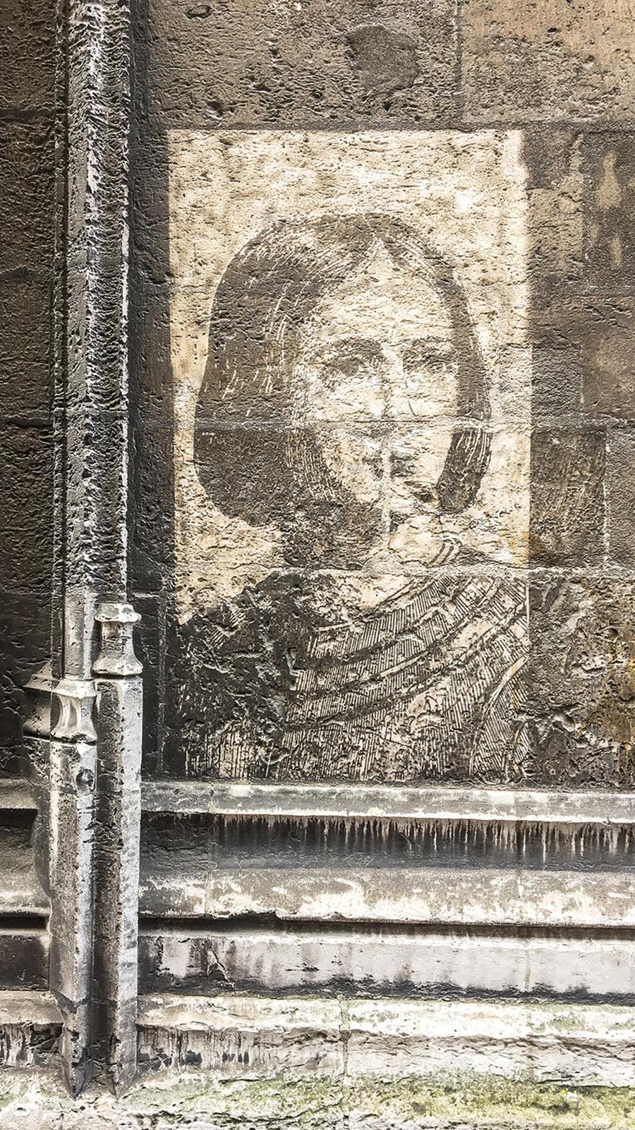 Rouen: Street Art der Altstadt. Foto: Hilke Maunder
