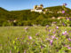 Saint-Bertrand de Comminges. Lage im Garonne-Tal. Foto: Hilke Maunder