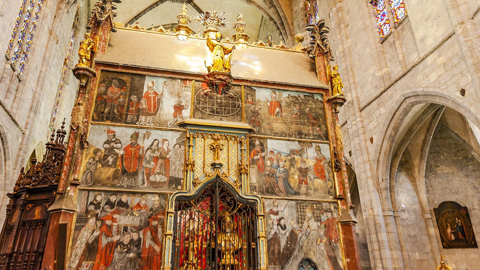 Saint-Bertrand de Comminges. Foto: Hilke Maunder