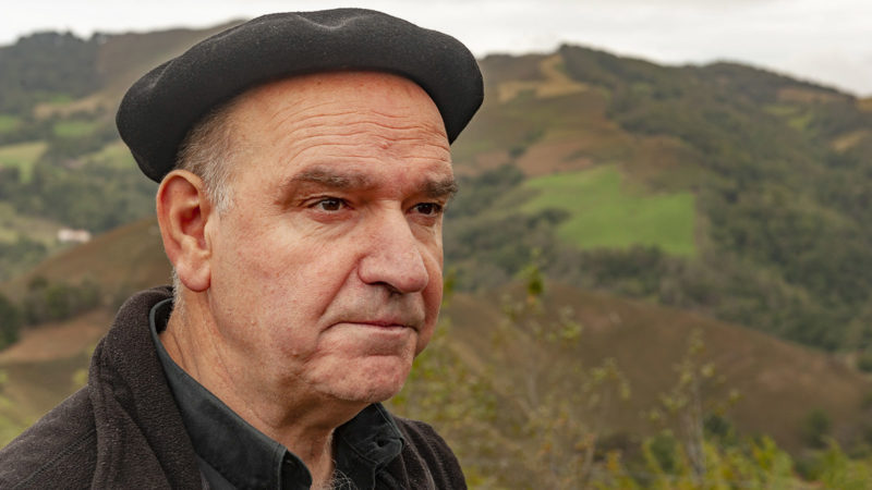 Pierre Oteiza, der Retter der Kintoa-Schweins. Foto: Hilke Maunder