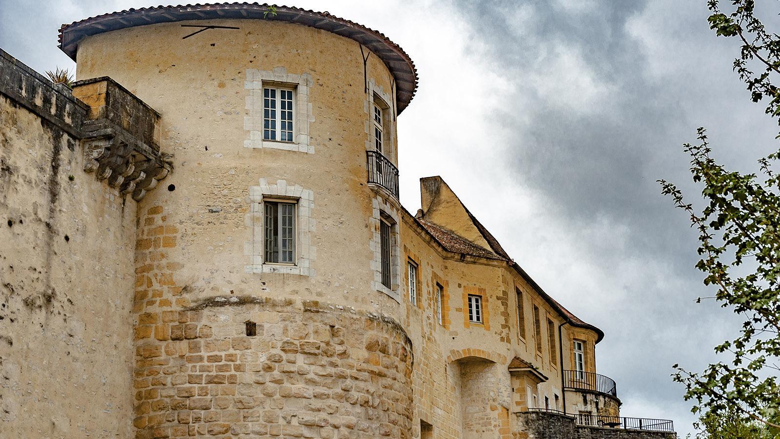 Das Château-Vieux von Bayonne. Foto: Hilke Maunder
