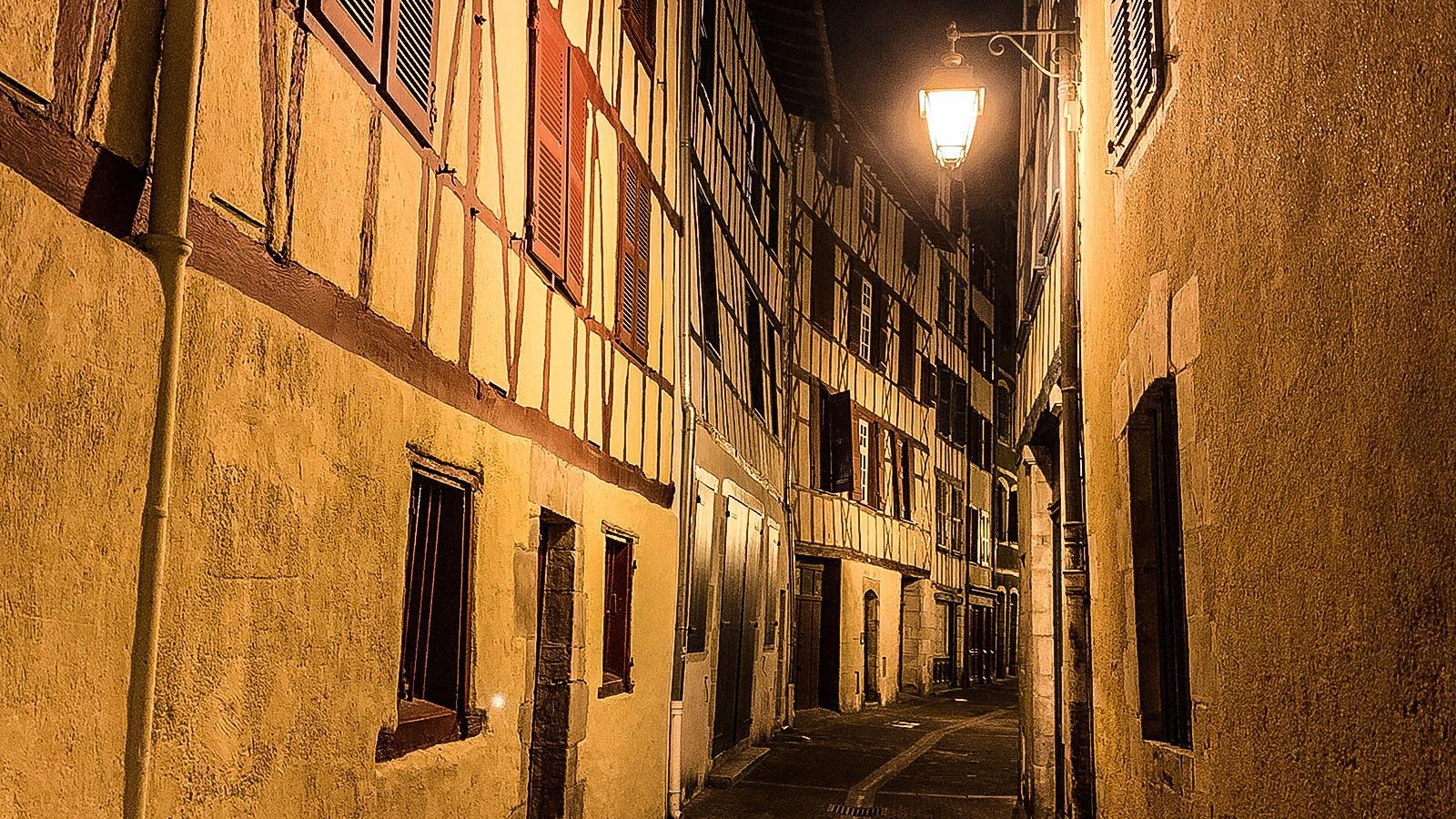 Bonne nuit, Bayonne! Foto: Hilke Maunder