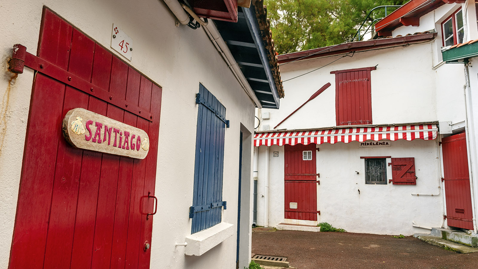 Crampottes im Port-Vieux von Biarrit. Foto: Hilke Maunder
