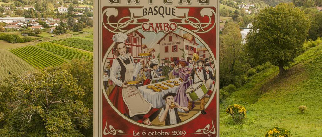 Cambo-les-Bains feiert am 1. Oktoberwochenende die Fête du Gâteau Basque. Foto: Hilke Maunder