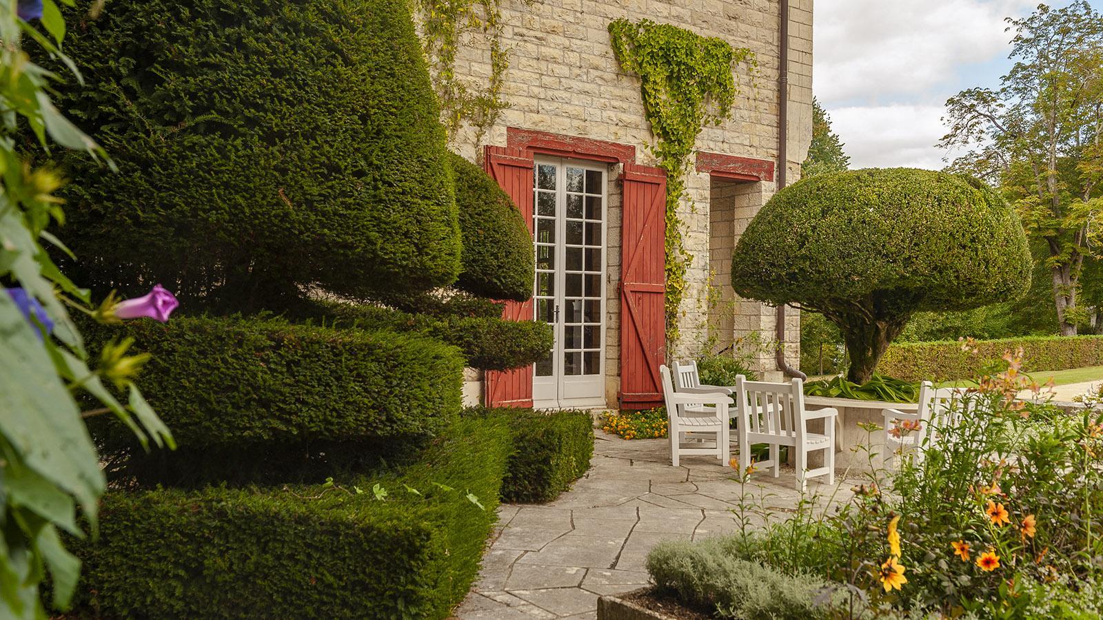 Villa Arnaga. Foto: Hilke Maunder