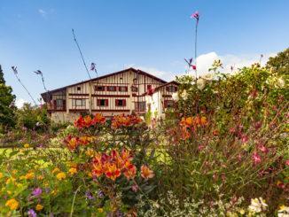 Villa Arnaga in Cambo-les-Bains. Foto: Hilke Maunder