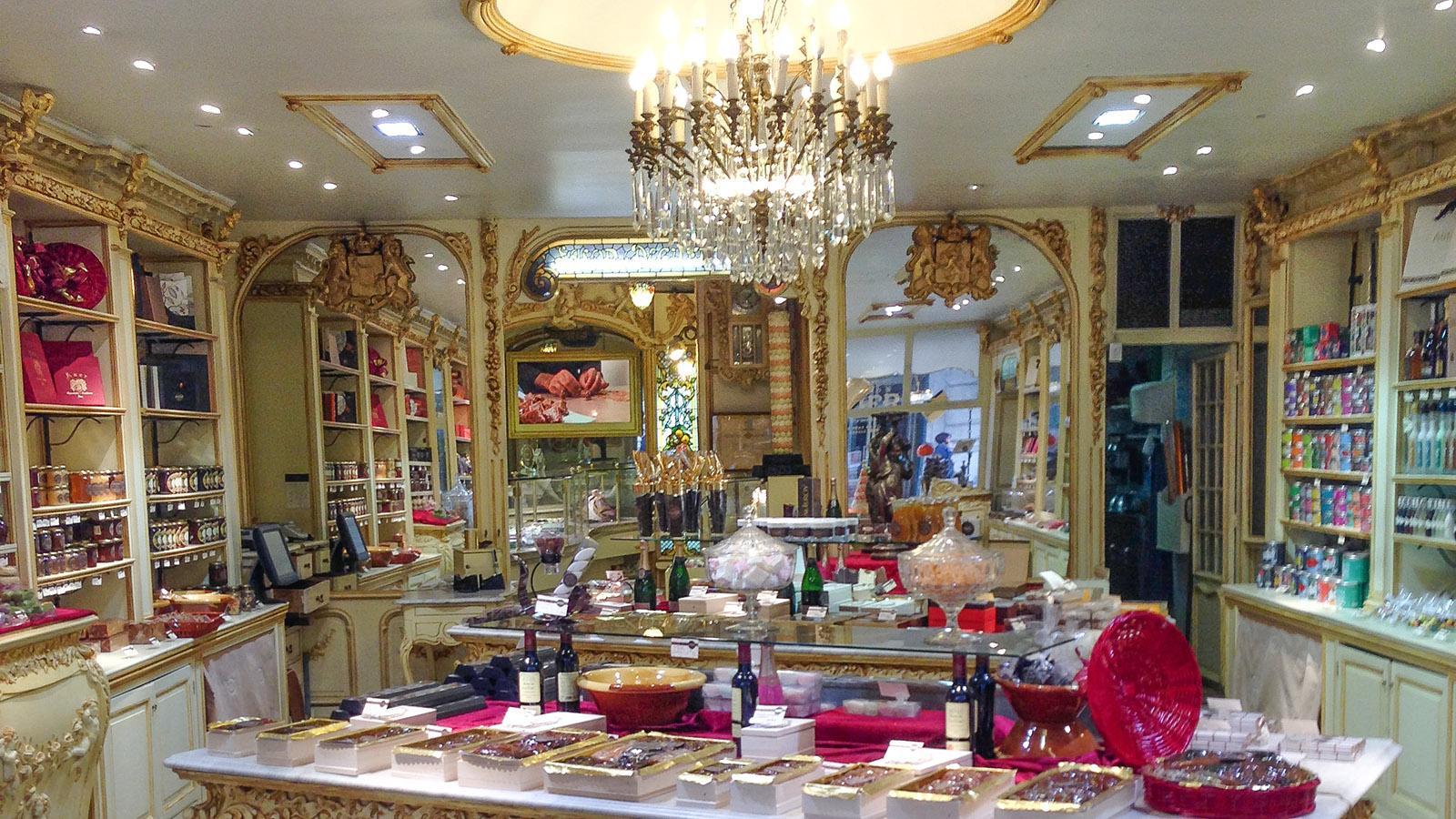 Nizza: Maison Auer. Foto: Hilke Maunder
