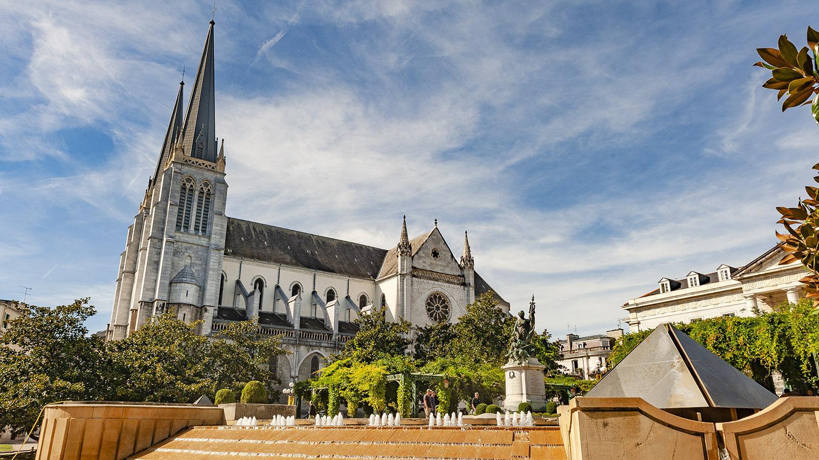 Pau: Église Saint-Martin. Foto: Hilke Maunder