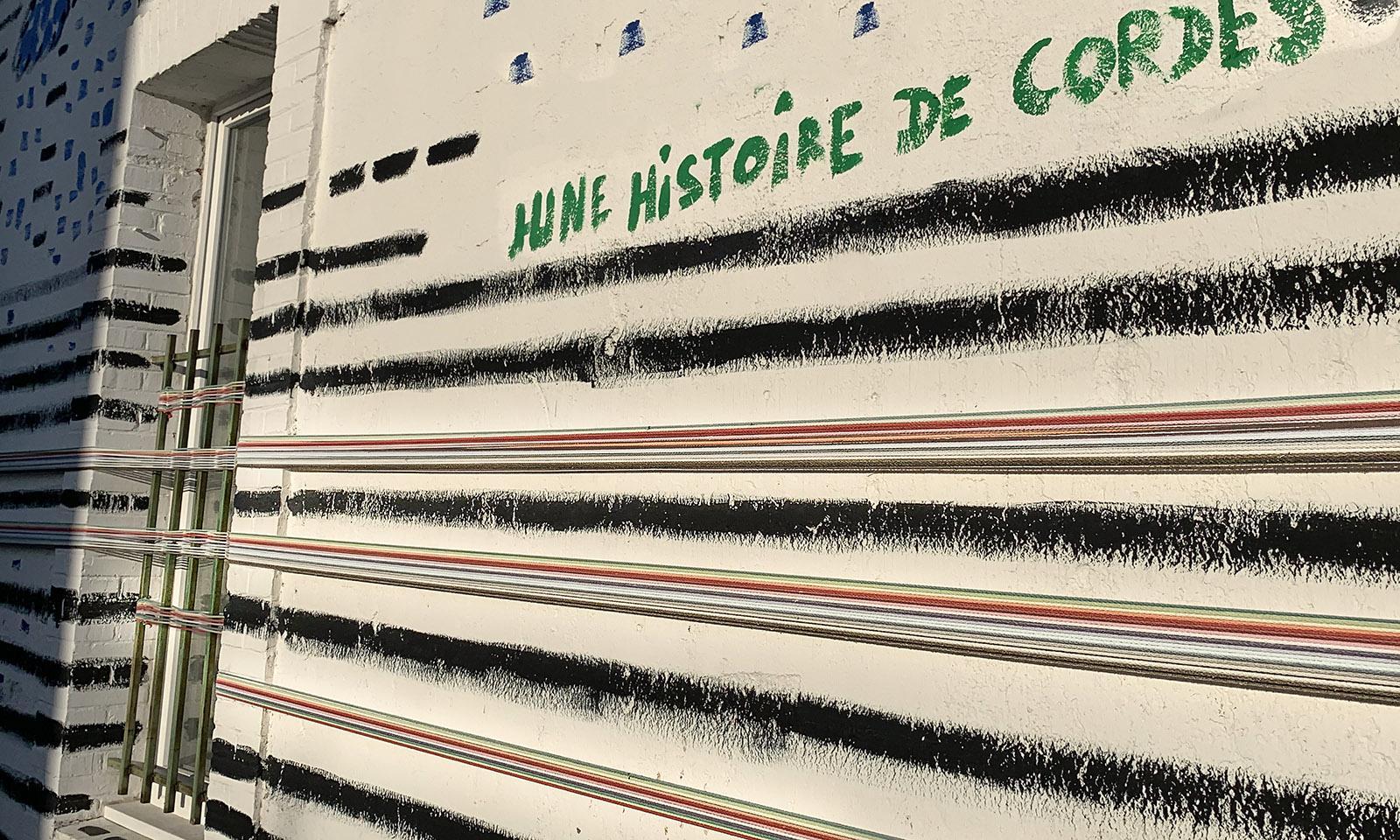Pau: Une Histoire de Cordes. Foto: Hilke Maunder