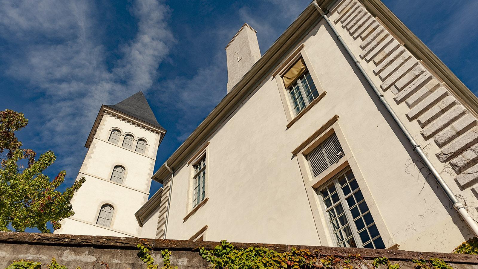 Pau: das einstige Parlament von Navarra. Foto: Hike Maunder