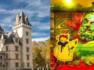 Pau: Kontraste. Foto: Hilke Maunder