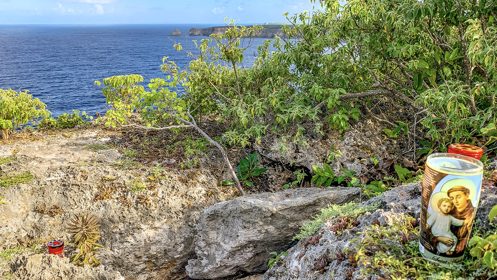 Guadeloupe: Pointe de la Grande Vigie. Foto: Hilke Maunder