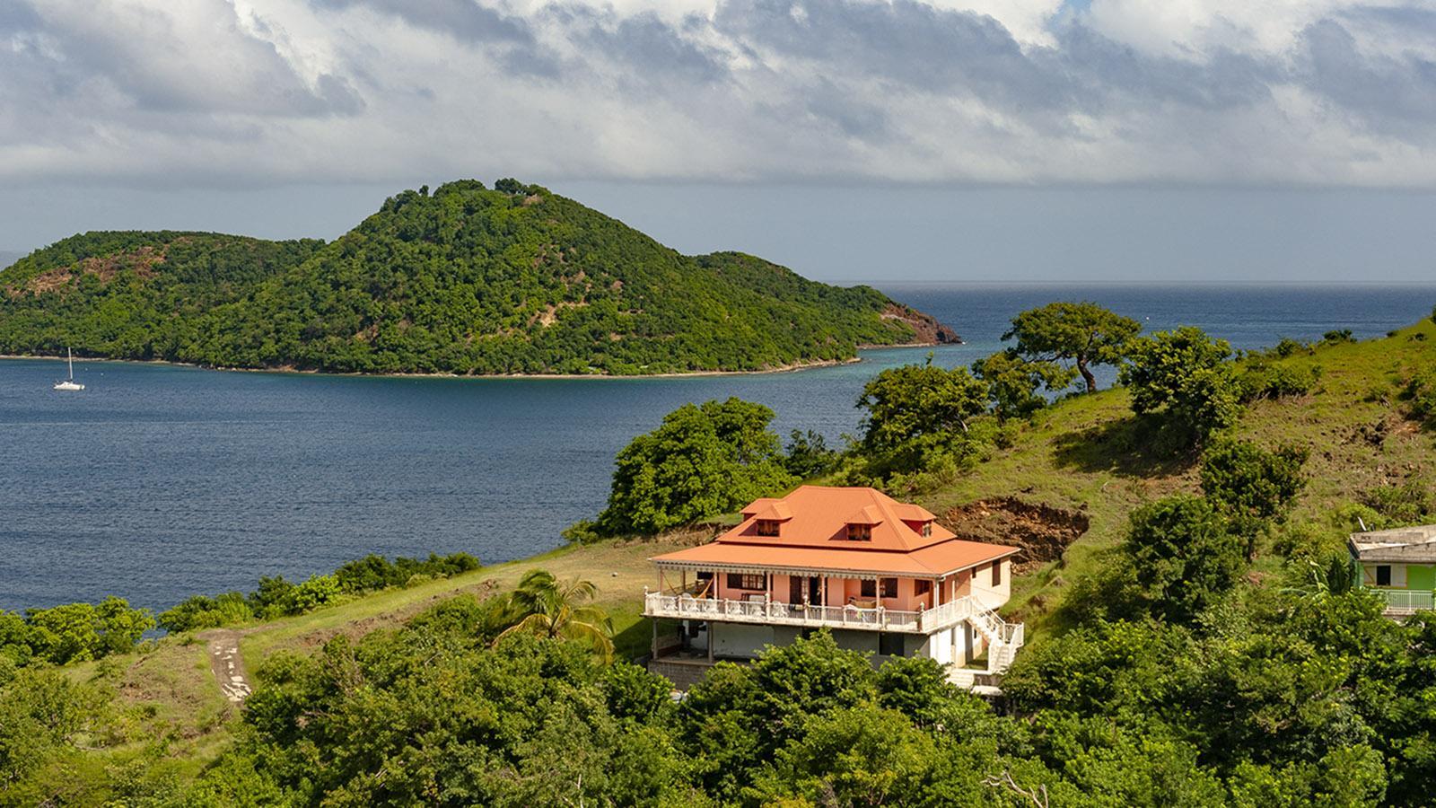 Les Saintes - für viele die Perle der Karibik