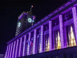 Weihnachten in Le Havre. Foto: Hilke Maunder