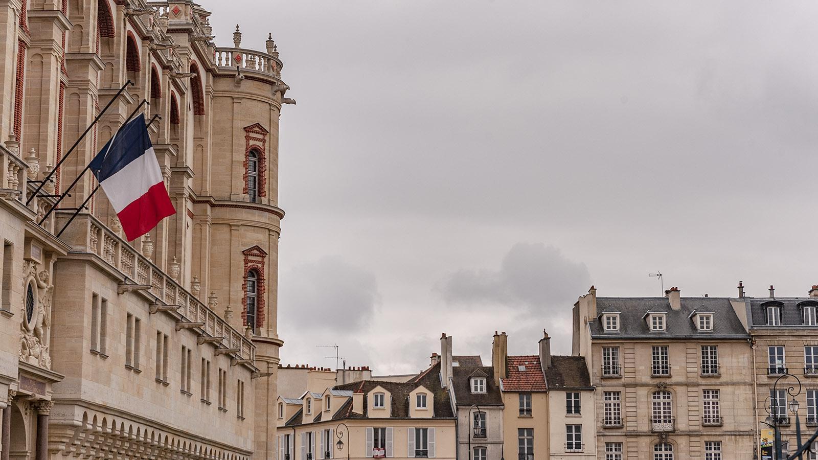 Banlieue de Paris: Saint-Germain-en-Laye. Foto: Hilke Maunder