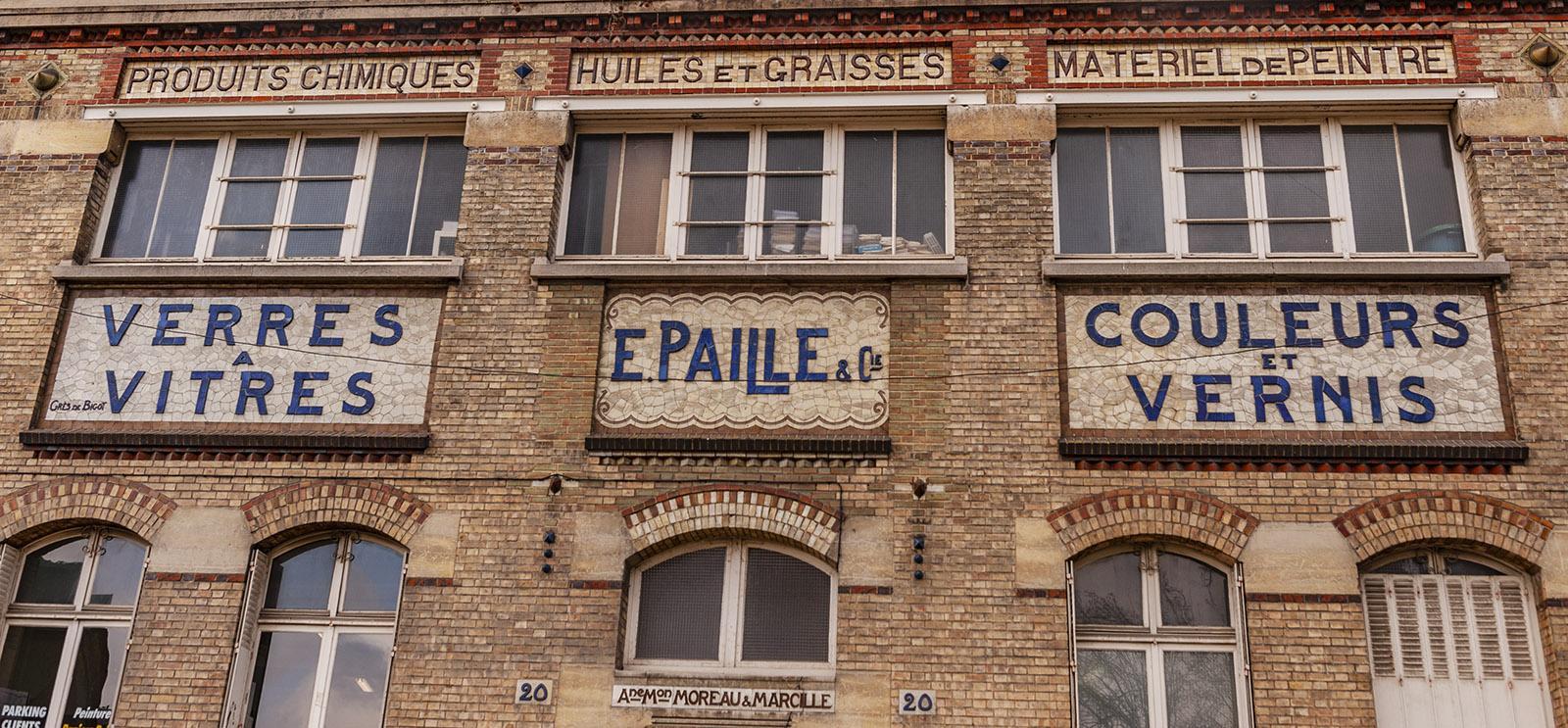 Banlieue de Paris: Die steinernen Zeugen des frühen Industriezeitalters... faszinierend! Und noch allgegenwärtig in der Banlieue von Paris! Foto: Hilke Maunder