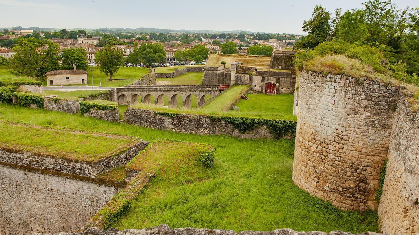 Die Vauban-Festung von Blaye. Foto: Hilke Maunder