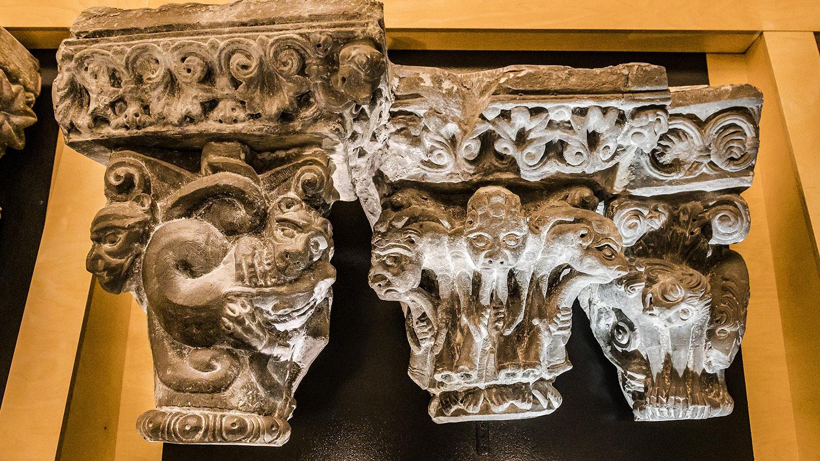 Cabestany: Friese, gefertigt vom Meister von Cabestany