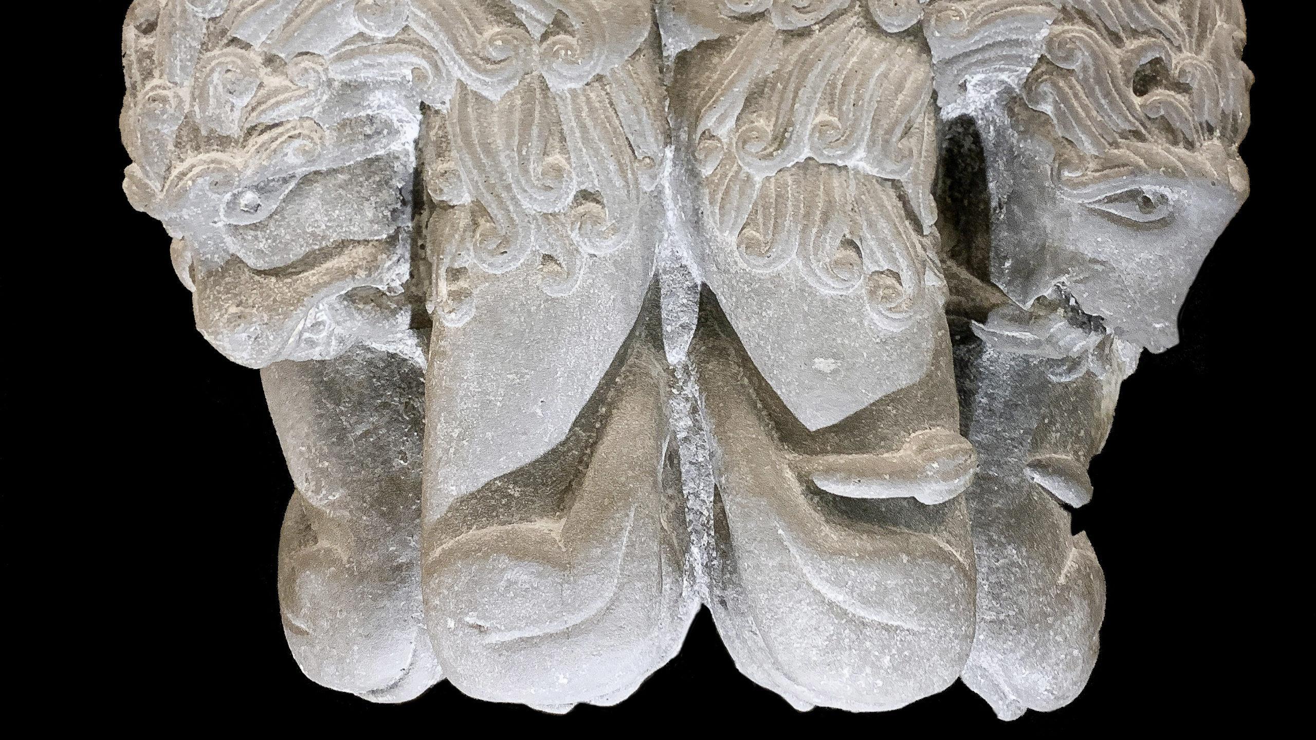 Le Maître de Cabestany: hat nahezu alle lokalen Gesteinarten bearbeitet. Foto: Hilke Maunder