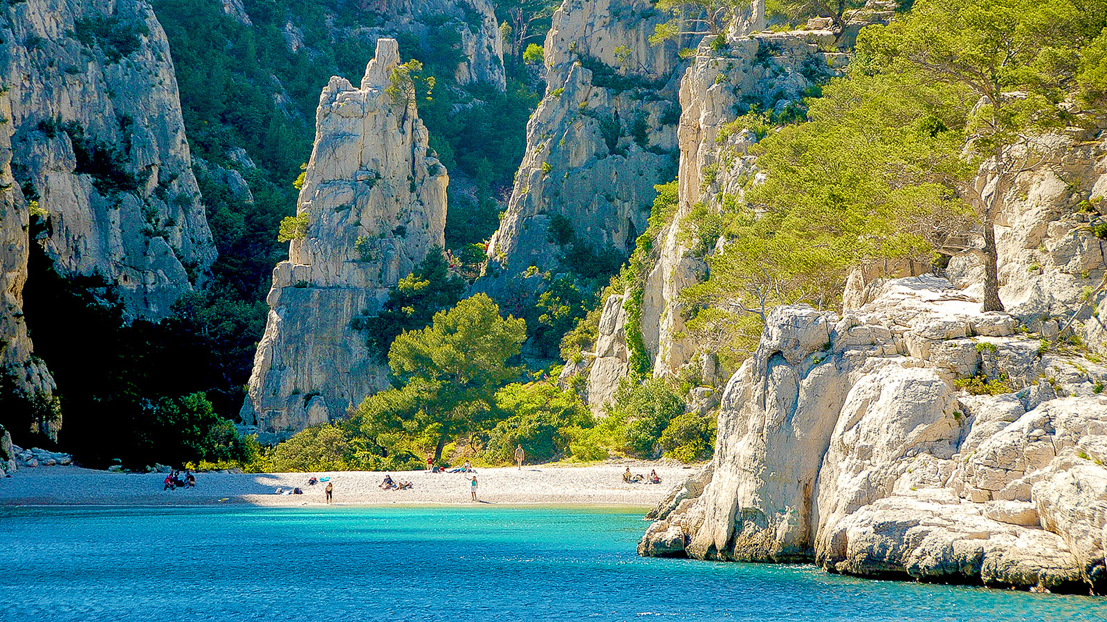 Die Calanques von Marseille. Foto: Hilke Maunder