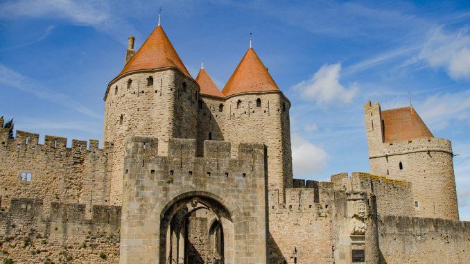 Welterbe: die Cité von Carcassonne. Foto: Hilke Maunder