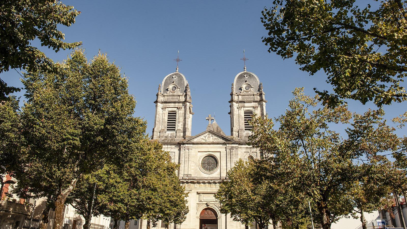 Dax: Kathedrale Notre-Dame de Sainte-Marie. Foto: Hilke Maunder