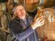 Jakobswege: Francis Dêche vom Château Millet. Foto: Hilke Maunder