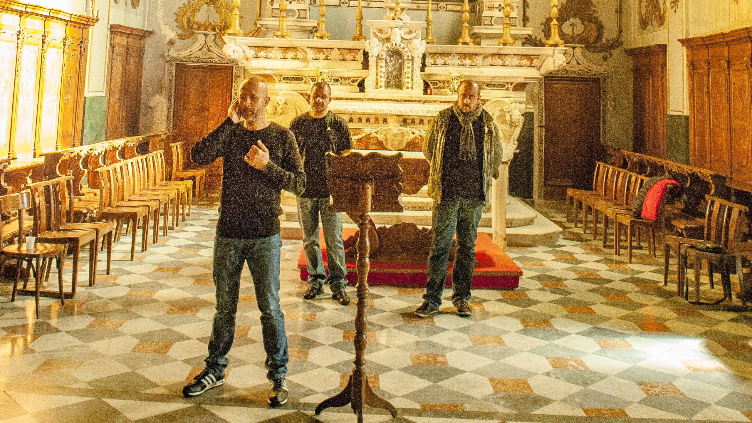 Welterbe: der Cantu von Korsika. Foto: