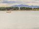 Lac de la Raho: Der Canigou wacht über den Lac de la Raho. Foto: Hilke Maunder