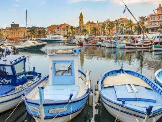 Sanary-sur-Mer: der Hafen. Foto: Hilke Maunder