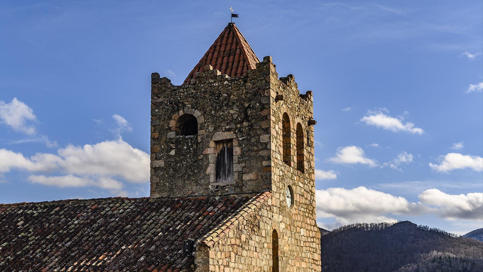 Serralongue: Église Sainte-Marie Foto: Hilke Maunder