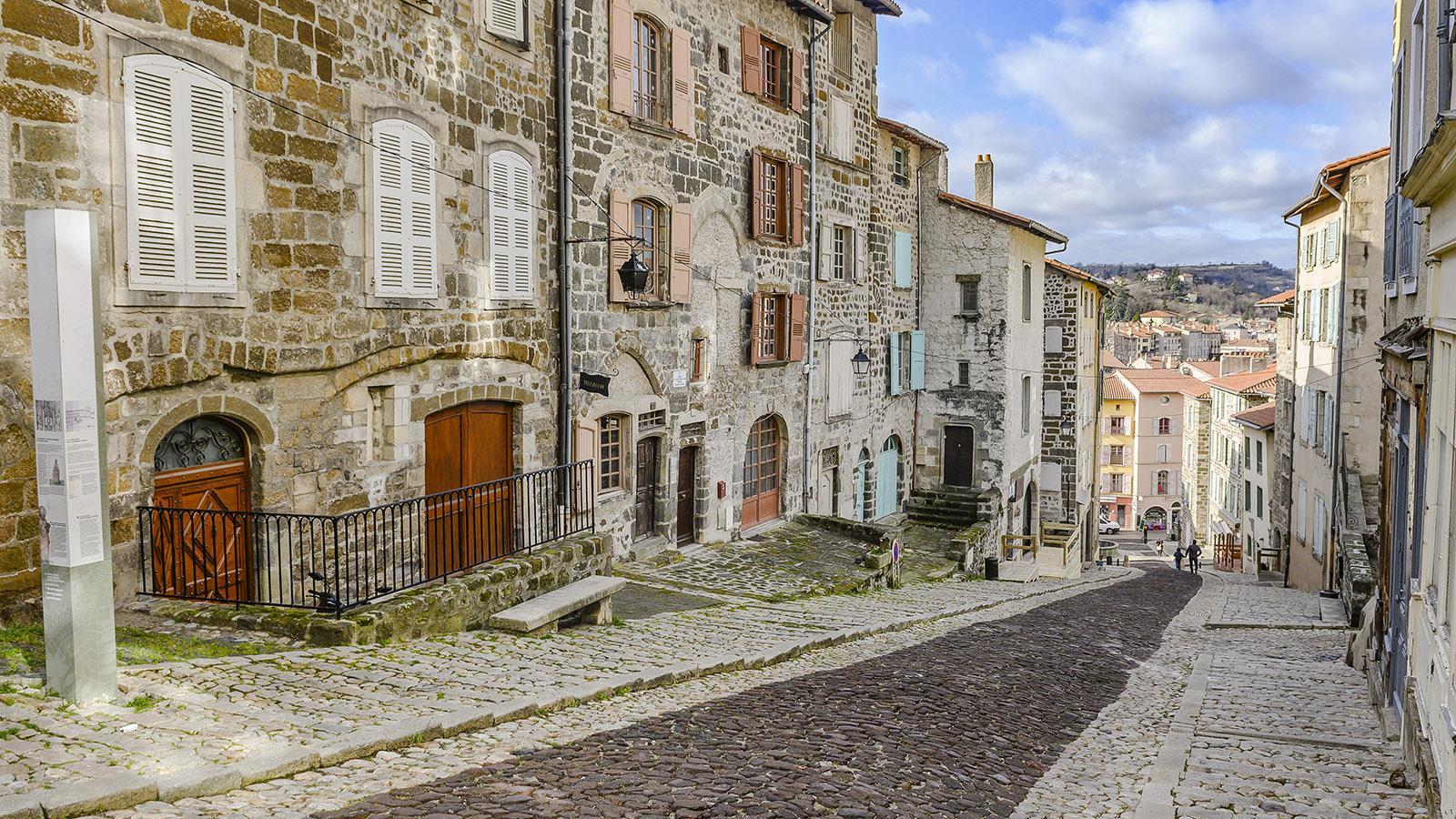 Le Puy-en-Velay. Foto: Hilke Maunder