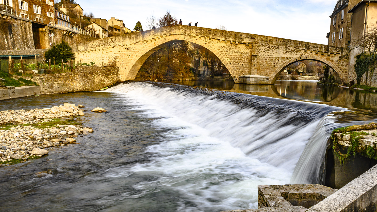 Mende: Pont Notre-Dame. Foto: Hilke Maunder