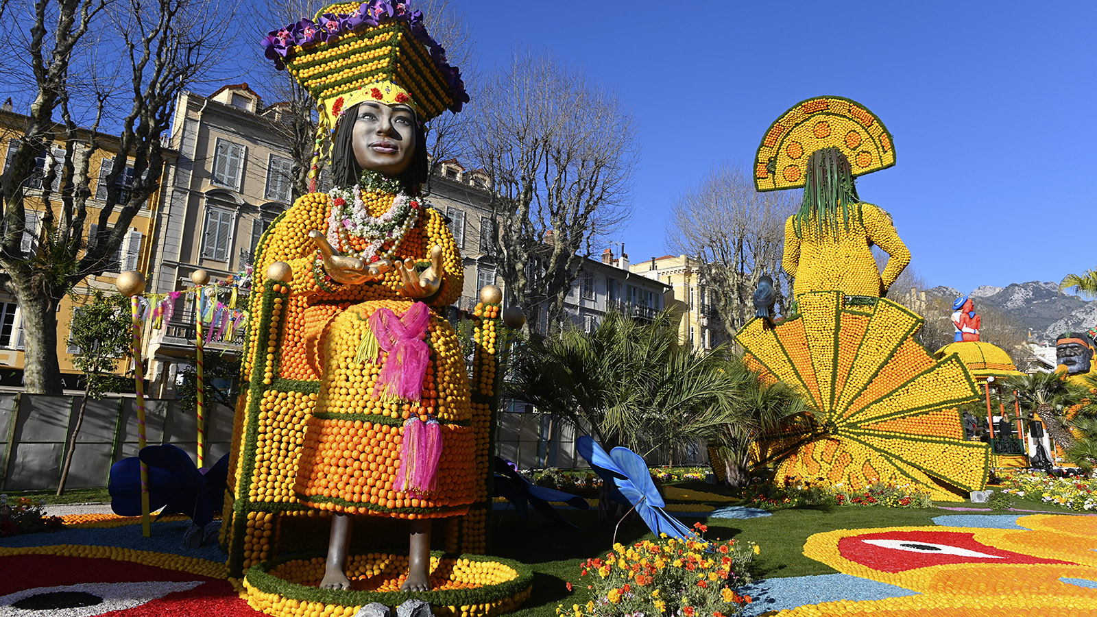 Fête du Citron: el Dia de los Muertos aus Mexiko. Foto: Hilke Maunder