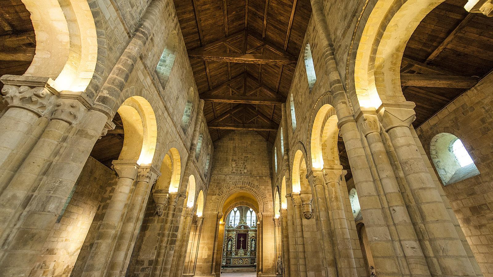 Abteien der Seine: Graville. Foto: Hilke Maunder