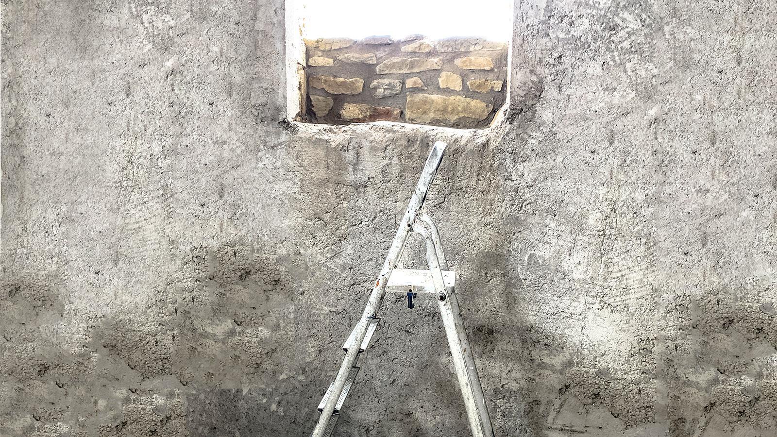 Leiter zum Kirchturmblick: La Servant. Foto: Hilke Maunder