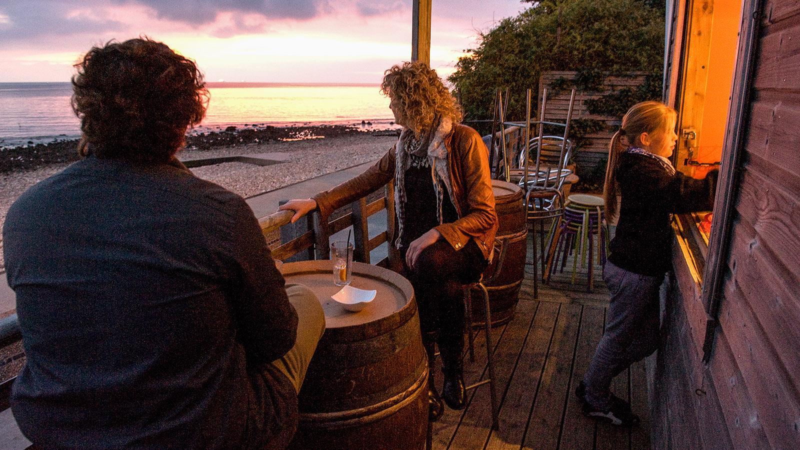 Lieblingsbar in Le Havre: Au Bout du Monde. Foto: Hilke Maunder