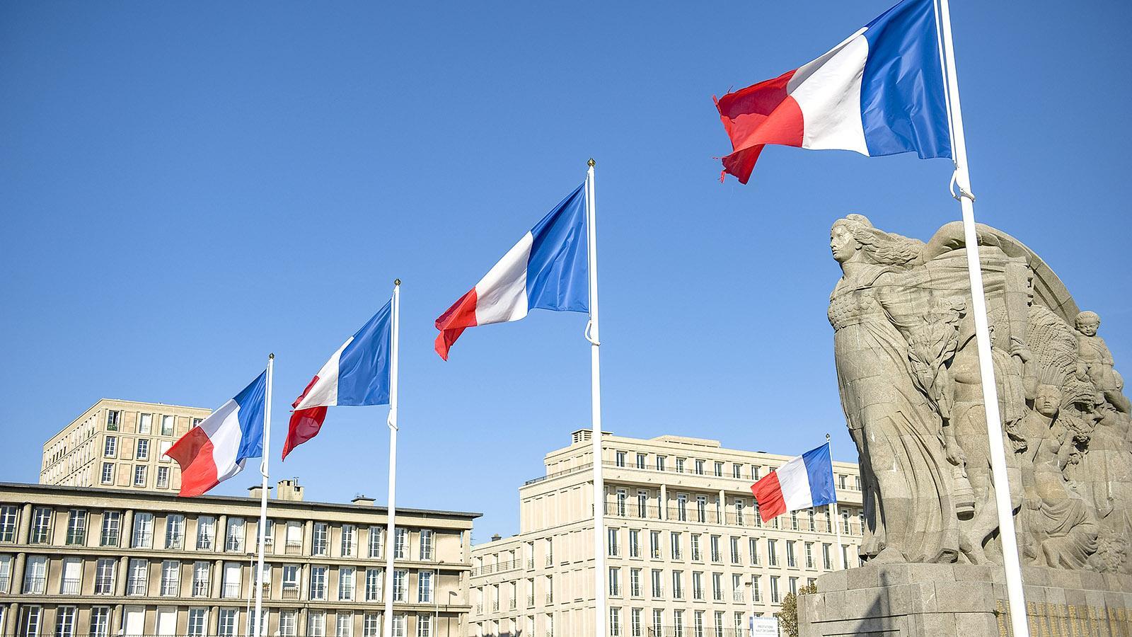 Le Havre: Die Place Général de Gaulle. Foto: Hilke Maunder