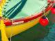 Nizza: Im Hafen vertäut sind bis heute auch die bunten Pointu, die hölzernen Fischerboote. Foto: Hilke Maunder
